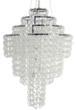 Nuevo Living HGML184 Letizia Grande Pendant Light Silver