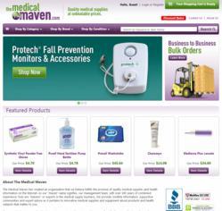 Maven Medical Website