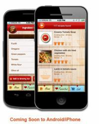SuChef Launches Time and Money Saving Recipe App with More than