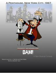 BAM! logo with headline