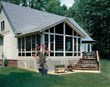 Sunrise, Fla., Homeowners Chose Aluminum Sunroom Additions More Than...