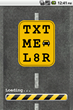 """Removing the """"Technology Temptation"""" TXT ME L8R: A Solution for Distracted Driving"""