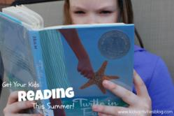 get your child reading this summer