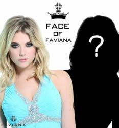 Face of Faviana contest