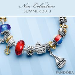 Pandora Summer 2013 Collection