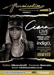 Ciara at The Indig02