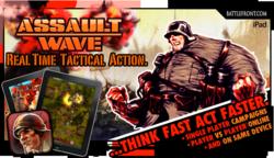 Assault Wave (iOS)