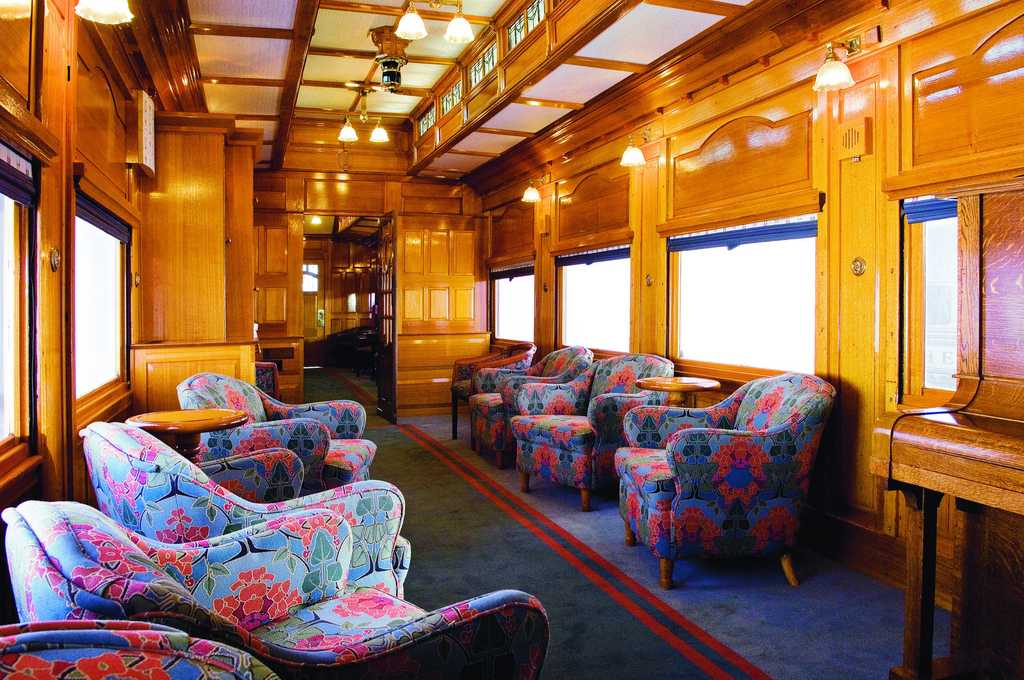 Majestic Train De LuxeImperial Style And Fine Dining From Vienna ...