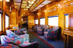 The Chairman's Carriage, Australia from Train Chartering