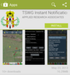 New Instant Notification System App for Bomb Squad Response and...