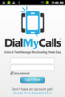 DialMyCalls Releases Updated Voice and SMS Broadcasting Android App