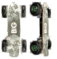 FiiK Electric Skateboards, Big Daddy