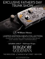Announcing the exclusive Trunk Show at Bergdorf Goodman