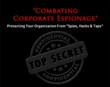 Combating Corporate Espionage, a Cyber Counterespionage Event Comes to...