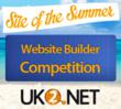 'Site of the Summer' Competition Offers Top Prizes to UK2 Website Builders