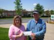 Carolina Farm Credit Member Wins Drawing for $2,500 Door Prize