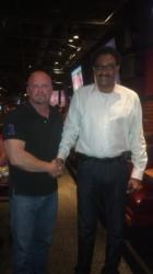 David Gergen With Chuck Foreman ppha pro player health alliance sleep apnea nfl