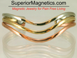 Superior Magnetics Announced It Will Carry Sergio Lub Copper Bracelets