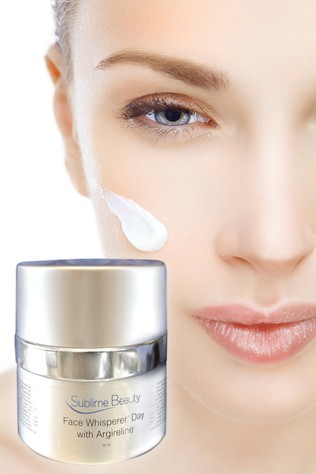 Face Whisperer® Day Cream with Argireline® (Known as the Natural