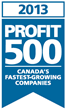 PROFIT 500 - 2013