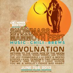 Snowmass Mammoth Fest