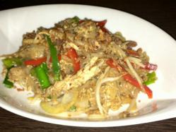 Pad Thai at FuLu Shou