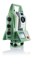 Leica Nova MS50 MultiStation - The entryway to laser scanning, through a familiar total station interface