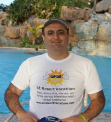 Dr. Gabriel, The Founder of EZ Resort Vacations, Inc,