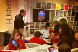 Box UK's Masterclass for Education session