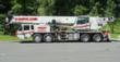 90 Ton Link Belt HTC-8690 Hydraulic Truck Crane