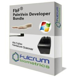 Palm vein technology for highly accurate, highly secure biometric identification