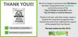 Top Hotel in Costa Rica