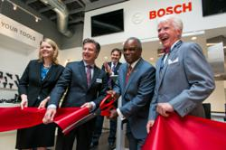 Bosch Experience Center Grand Opening