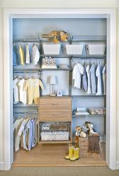 Organized Living launches new custom closet design tool - OrganizedLiving.com