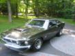 1969 Mustang Boss 429 Jade Green