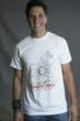 geeky graphic t-shirt Dazzlious from Tees For Your Head
