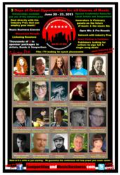 Nashville Songwriting and Music Business Conference Industry Pros
