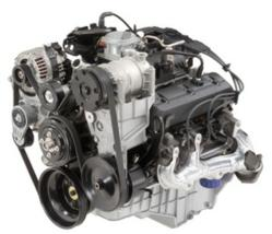 Refurbished Chevy Engines