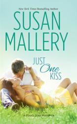 Just One Kiss romance novel