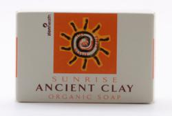 Ancient Clay Soaps naturally cleanse without drying the skin.