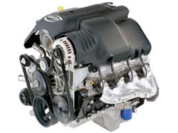 5.7 Liter Engine