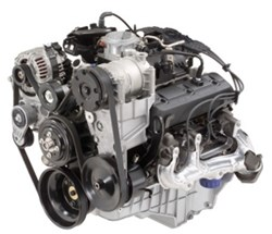 4.3 Chevy Engine