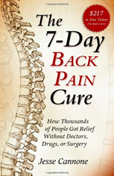 7 Day Back Pain Cure Review
