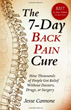 The 7 Day Back Pain Cure: Review Examining Jesse Cannone's Book...