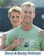 Steve and Becky Holman