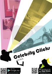 Celebrity Clicks App Developed by TechJini Inc.