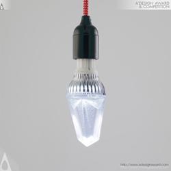Printed Bulbs by Eric Brockmeyer and Karl Willis