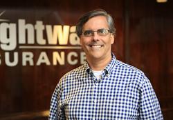 Bob Taylor, Brightway CFO