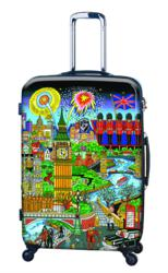 "Fazzino by Heys London Lights 30"" Spinner Case"