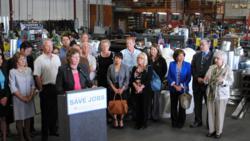 Chula Vista Mayor Cheryl Cox